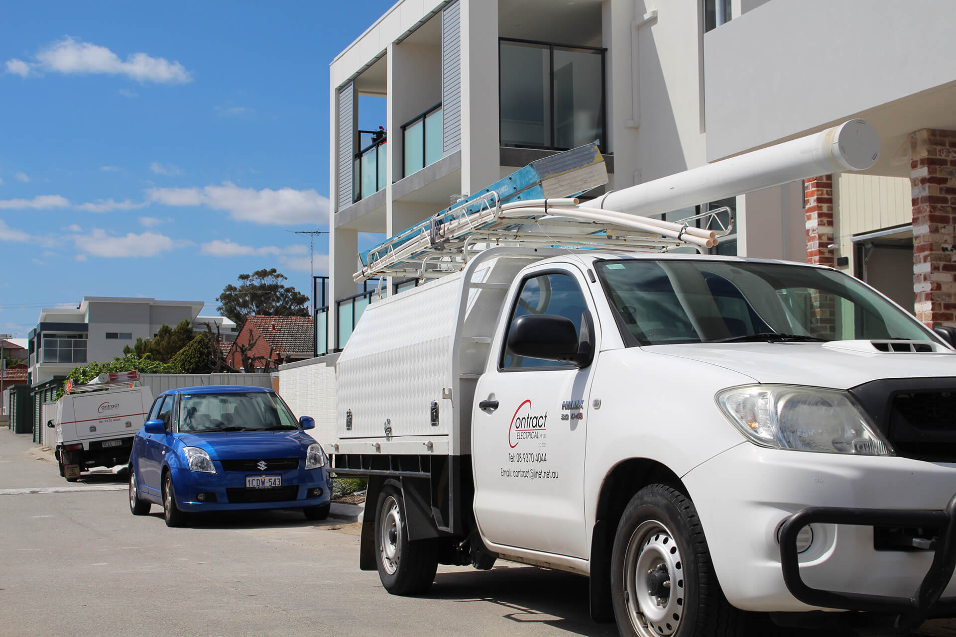 Maintenance Contract Electrical